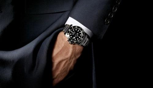 Часы ролекс - атрибут богатства