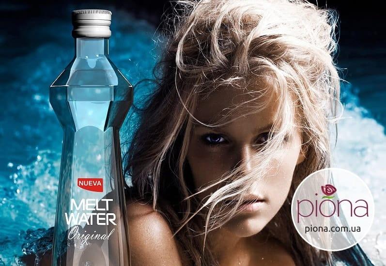 Melt water Nueva
