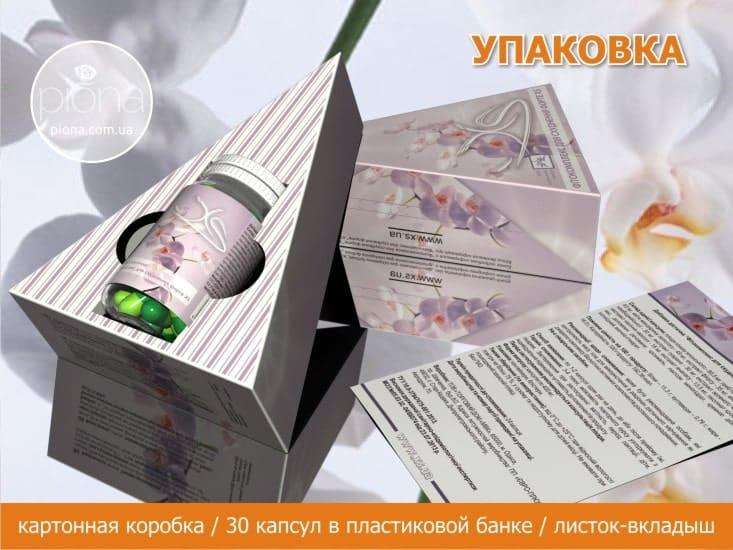 Презентация фитокомплекса XS от брэндинг бюро Piona